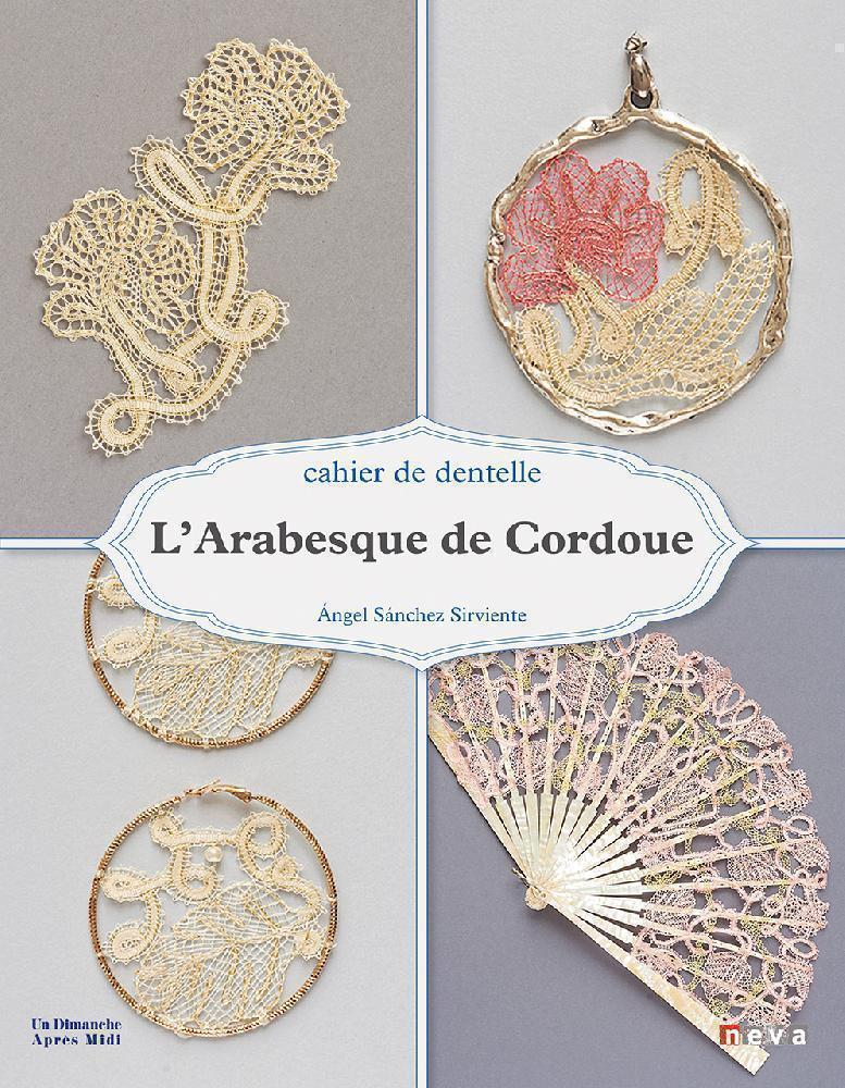 Lace Arabesque of Cordoba