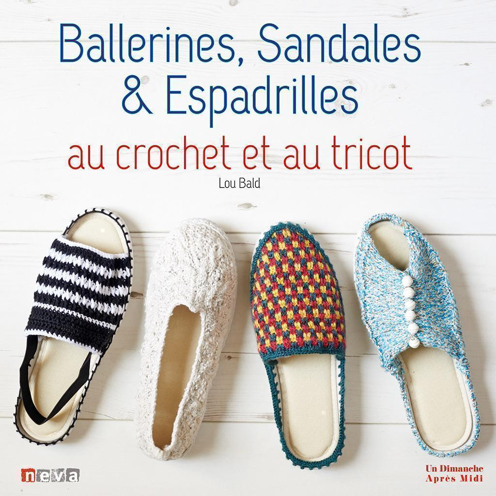 Ballet Pump, Sandals & Espadrille to Crochet and Knit