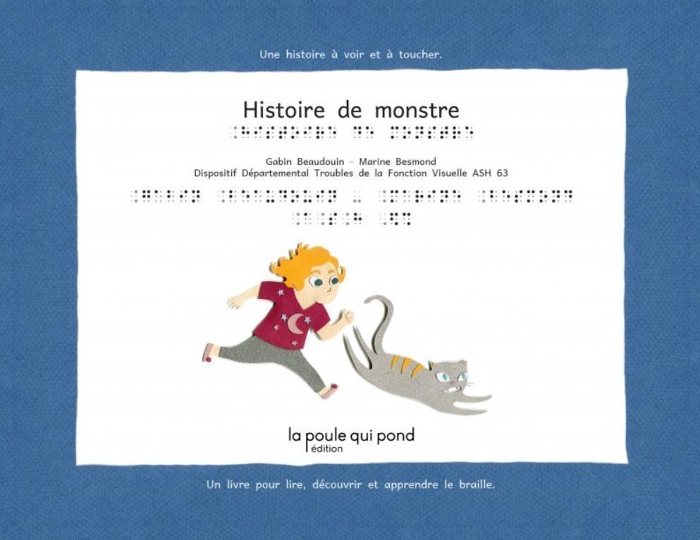 Story about Monster - Braille